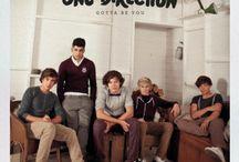 1D Album Covers