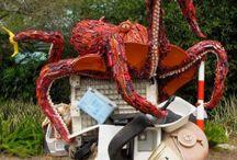 sculpture palstique