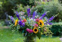 rustik květnové  vazby