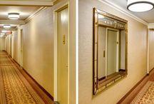 Sygrove Hallway Work / Hallway Designs in NYC by Sygrove Associates