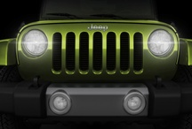Jeeps / The amazing and cool Jeeps.