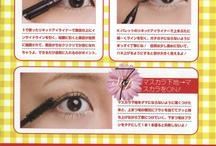 Makeup / by kang martelino