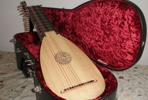 Lutes for sale.  Stock/ to hire / Current lutes for sale or hire from JM Instruments