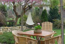 Venkovní posezení - Outdoor Seating / Venkovní posezení - Outdoor Seating