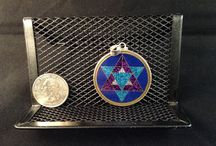 Sacred Geometry Pendents / Check out the beautiful pendents!