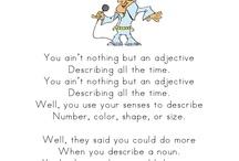 Grammar- Adjectives