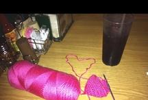 Crocheting / by Vivian Plank