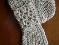 шарфики шапочки