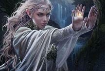 Magic persons