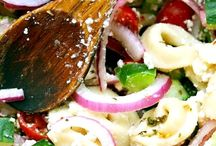 Salads / by Cassandra Nichols
