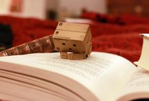 Amazon box / by Olívia Ascenção