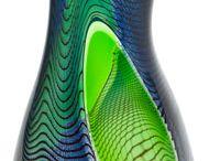 wonder fused glass vases