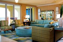 Living Room Ideas / by Mindy Elease