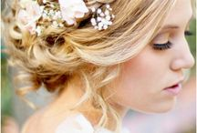 WEDDING | HAIR, ACESSORIES & BEAUTY / WEDDING HAIR STYLES, IDEAS AND ACCESSORY INSPIRATION