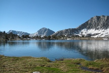 Sierra Nevada Mountains / by Jeri Callahan
