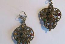 Les contes de claire fontaine / créatrice de bijoux art récup Pièces uniques Techniques mixtes Claire.fontaine76@orange.fr
