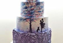 wedding cake art