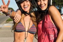 Roxy / One of my favourite surf brands