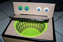 Montessori: Cocinitas / Montessori: Kitchen