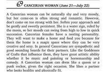 ♋ cancerian quotes