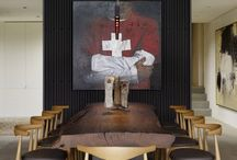 Dining Rooms / Interior design ideas for dining rooms.