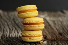 Macarons / Delicate little French Cookies - frustrating to make but amazing to eat!