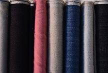 Handloom / Khadi Denim Fabric / Denim fabric woven on manually operated looms from mill-spun yarn i.e. handloom denim or hand-spun yarn i.e. Khadi Denim.