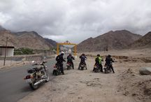 Adventure Himalayas, Motorcycle ride / Himalaya is great place to explore less traveled places on motorcycle & get total freedom. Royal Bike Rides organize adventure motorcycle rides in Himalayas with support vehicle. More details http://www.royalbikeriders.com