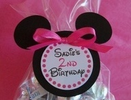 Theme Party: Minnie Mouse