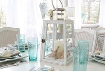 Friends of BNOTP: Tablescapes / This board is dedicated to the friends of Between Naps on the Porch who love everything about setting a beautiful table.  Please pin no more than two pics of each table for us to enjoy! Only family friendly posts about tablescapes, please!   / by Between Naps On the Porch