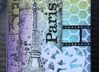 Eifel Tower Cards / Paris Theme