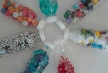 créations pour les petits / des petites idées