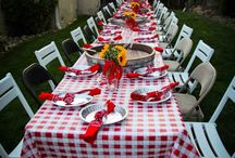 Party: Crab Feast Theme