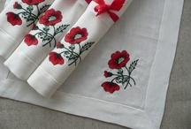 Polish flour& Linen napkins