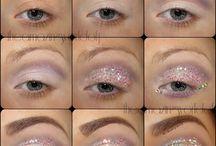 Make up - Burlesque
