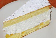 Rezepte - Kuchen, Torten
