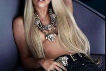 ~\Lady Gaga For Versace/~ / by Tania Santos