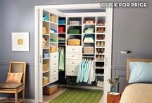 Closets <3