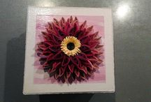 quilling decoupage