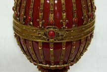 Huevos Faberge.