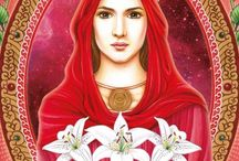Card Collector / Various Cards from Tarot decks and the like