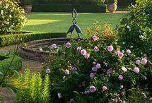 English garden formal