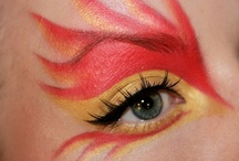 Artistic make up