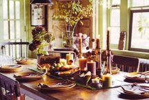 Thanksgiving / by Debbie Edge