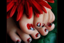 Nails, Girly why not ! / by Donnette Riggs