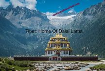 Tibet: The Home Of Dalai Lama