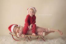 kerstfoto's