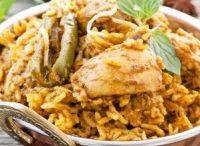 biryani poulet