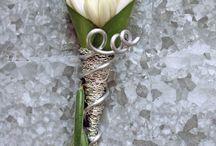 kwiaty-śluby / pomysły