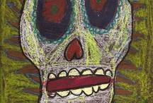 Kids Art ideas.... / by Sherry Baggett